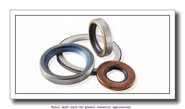 skf 20144 Radial shaft seals for general industrial applications