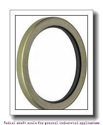 skf 75X105X10 HMSA10 V Radial shaft seals for general industrial applications