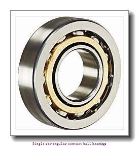 65 mm x 120 mm x 23 mm  skf 7213 ACCBM Single row angular contact ball bearings