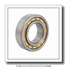 40 mm x 90 mm x 33 mm  SNR NJ.2308.E.G15 Single row cylindrical roller bearings