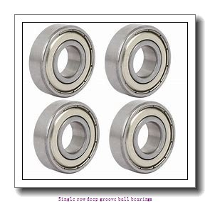 25 mm x 47 mm x 12 mm  NTN 6005ZZC3/5K Single row deep groove ball bearings