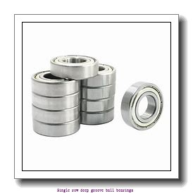 30 mm x 55 mm x 13 mm  NTN 6006L1C3 Single row deep groove ball bearings