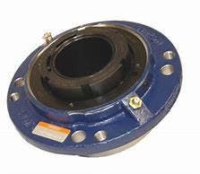 timken QVVC22V312S Solid Block/Spherical Roller Bearing Housed Units-Double V-Lock Piloted Flange Cartridge