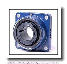 timken DVPF22K400S Solid Block/Spherical Roller Bearing Housed Units-Tapered Adapter Four-Bolt Pillow Block