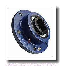 timken TAPH13K203S Solid Block/Spherical Roller Bearing Housed Units-Tapered Adapter Four-Bolt Pillow Block