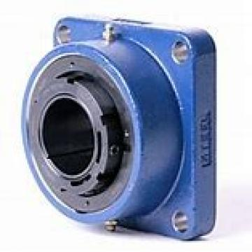 timken QAF11A055S Solid Block/Spherical Roller Bearing Housed Units-Single Concentric Four Bolt Square Flange Block