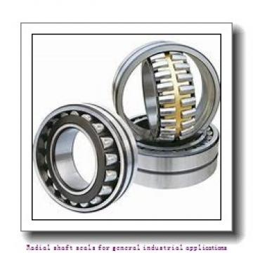 skf 8637 Radial shaft seals for general industrial applications