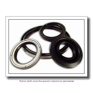 skf 80X125X12 HMSA10 V Radial shaft seals for general industrial applications