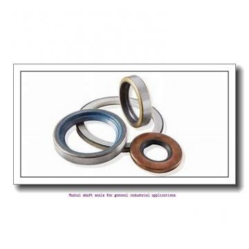 skf 20124 Radial shaft seals for general industrial applications