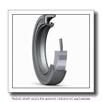 skf 22X35X7 HMS5 V Radial shaft seals for general industrial applications