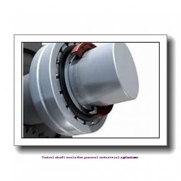 skf 50X80X8 CRW1 V Radial shaft seals for general industrial applications