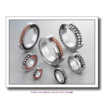 360 mm x 480 mm x 56 mm  skf 71972 BM Single row angular contact ball bearings