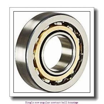 300 mm x 540 mm x 85 mm  skf 7260 BCBM Single row angular contact ball bearings