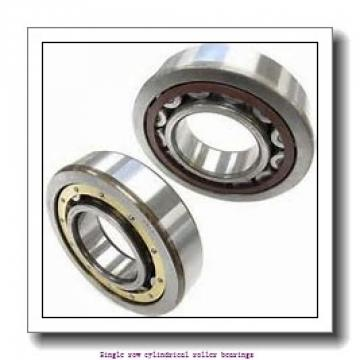 110 mm x 240 mm x 80 mm  NTN NJ2322 Single row cylindrical roller bearings