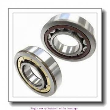 50 mm x 110 mm x 27 mm  NTN NJ310ET2 Single row cylindrical roller bearings