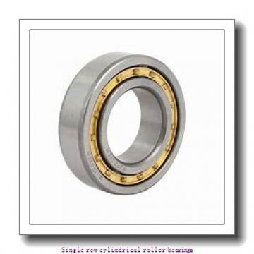 90 mm x 190 mm x 43 mm  NTN NJ318C3 Single row cylindrical roller bearings