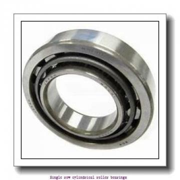 50 mm x 110 mm x 40 mm  NTN NJ2310ET2XC3 Single row cylindrical roller bearings