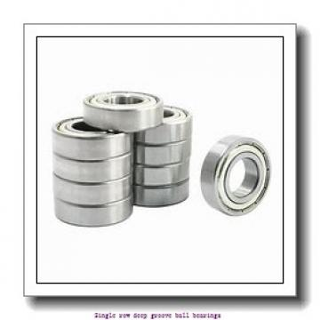 20 mm x 42 mm x 12 mm  SNR 6004.NR.ZZ Single row deep groove ball bearings