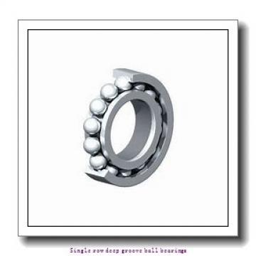 25 mm x 47 mm x 12 mm  NTN 6005LLUA/L347 Single row deep groove ball bearings