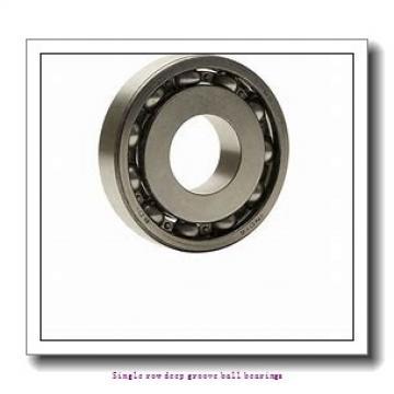 20 mm x 42 mm x 12 mm  NTN 6004Z Single row deep groove ball bearings