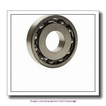 20 mm x 42 mm x 12 mm  NTN 6004ZZC3/2AS Single row deep groove ball bearings