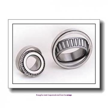 20 mm x 47 mm x 18 mm  NTN 4T-32204 Single row tapered roller bearings