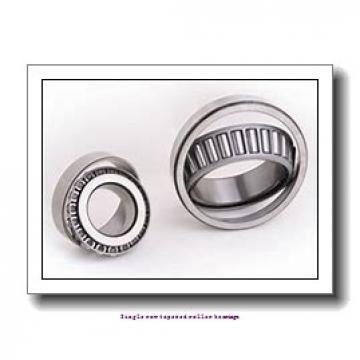 63,5 mm x 107,95 mm x 25,4 mm  NTN 4T-29586/29522 Single row tapered roller bearings