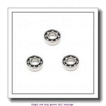 25 mm x 47 mm x 12 mm  NTN 6005LLBC3/5C Single row deep groove ball bearings