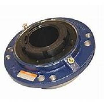 timken QVVC11V115S Solid Block/Spherical Roller Bearing Housed Units-Double V-Lock Piloted Flange Cartridge