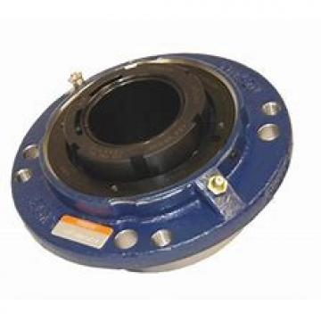 timken QVVC19V090S Solid Block/Spherical Roller Bearing Housed Units-Double V-Lock Piloted Flange Cartridge
