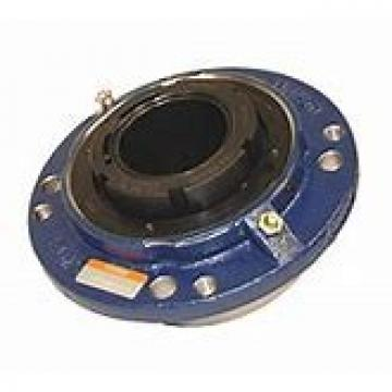 timken QVVC16V075S Solid Block/Spherical Roller Bearing Housed Units-Double V-Lock Piloted Flange Cartridge