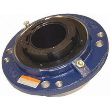 timken QVVCW28V125S Solid Block/Spherical Roller Bearing Housed Units-Double V-Lock Piloted Flange Cartridge
