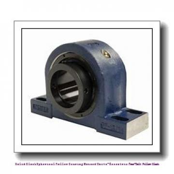 timken QMPF34J608S Solid Block/Spherical Roller Bearing Housed Units-Eccentric Four-Bolt Pillow Block