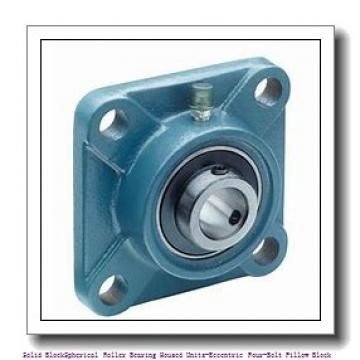 timken QMPF26J125S Solid Block/Spherical Roller Bearing Housed Units-Eccentric Four-Bolt Pillow Block
