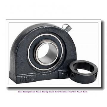 timken QMPR15J070S Solid Block/Spherical Roller Bearing Housed Units-Eccentric Four-Bolt Pillow Block