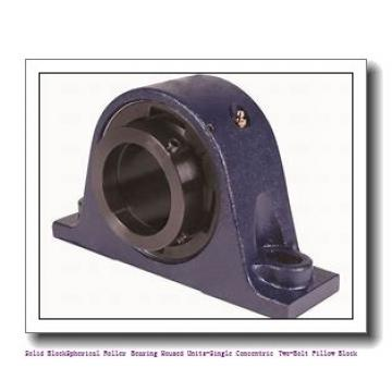 timken QASN11A204S Solid Block/Spherical Roller Bearing Housed Units-Single Concentric Two-Bolt Pillow Block