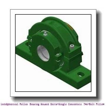 timken QAP18A307S Solid Block/Spherical Roller Bearing Housed Units-Single Concentric Two-Bolt Pillow Block