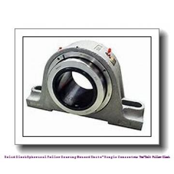 timken QASN11A203S Solid Block/Spherical Roller Bearing Housed Units-Single Concentric Two-Bolt Pillow Block