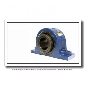 timken QAPL11A203S Solid Block/Spherical Roller Bearing Housed Units-Single Concentric Two-Bolt Pillow Block