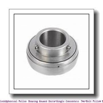 timken QASN13A208S Solid Block/Spherical Roller Bearing Housed Units-Single Concentric Two-Bolt Pillow Block