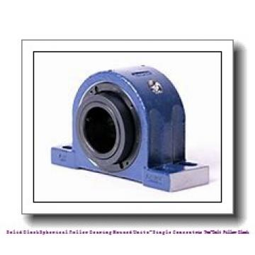 timken QASN10A115S Solid Block/Spherical Roller Bearing Housed Units-Single Concentric Two-Bolt Pillow Block