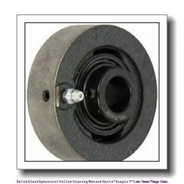 timken QVC22V100S Solid Block/Spherical Roller Bearing Housed Units-Single V-Lock Piloted Flange Cartridge