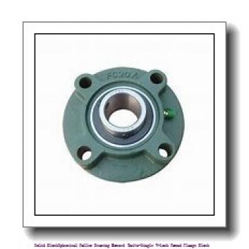 timken QVC26V408S Solid Block/Spherical Roller Bearing Housed Units-Single V-Lock Piloted Flange Cartridge