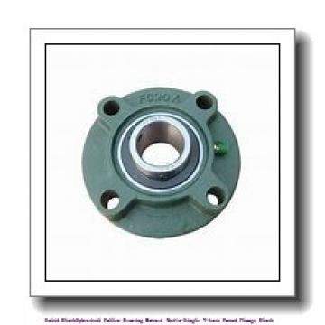 timken QVCW28V125S Solid Block/Spherical Roller Bearing Housed Units-Single V-Lock Piloted Flange Cartridge