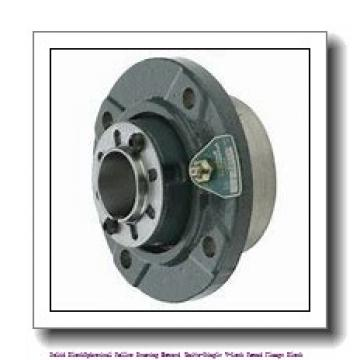 timken QVC22V312S Solid Block/Spherical Roller Bearing Housed Units-Single V-Lock Piloted Flange Cartridge