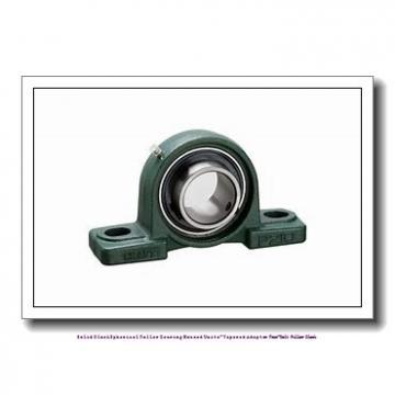 timken DVPF26K115S Solid Block/Spherical Roller Bearing Housed Units-Tapered Adapter Four-Bolt Pillow Block