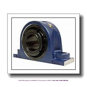 timken TAPG13K060S Solid Block/Spherical Roller Bearing Housed Units-Tapered Adapter Four-Bolt Pillow Block