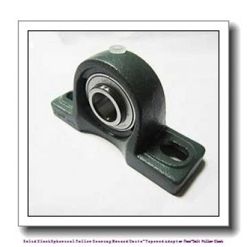 timken DVPF26K408S Solid Block/Spherical Roller Bearing Housed Units-Tapered Adapter Four-Bolt Pillow Block