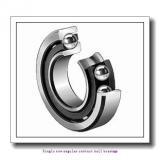 40 mm x 90 mm x 23 mm  skf 7308 BEGAPH Single row angular contact ball bearings