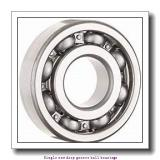 30 mm x 55 mm x 13 mm  NTN 6006LLBC3/L001 Single row deep groove ball bearings